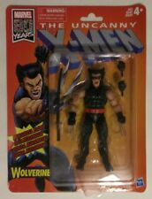 Marvel Legends 80 Years Retro Wolverine action figure