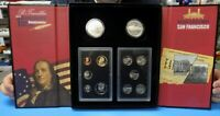 2006 US Mint American Legacy Proof 12 Coin Collection Set Commemorative Silver $