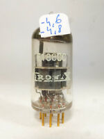 one E188CC Tronix made by Philips in Holland (delta code), gold pin, tested