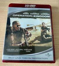 "PETER BERG'S ""OPERATION: KINGDOM"" HD-DVD JAMIE FOXX CHRIS COOPER ACTION"