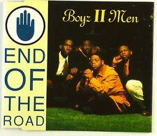 Maxi CD - Boyz II Men - End Of The Road - A4237