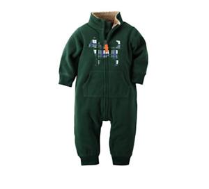 Carters Newborn Baby's 1 PC Jumpsuit