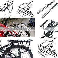 Cycle Bike Bicycle Bracket Pannier Rear Rack Luggage Carrier 70kg 14.5 38 41''