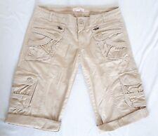 Rip Curl women's cargo shorts size 10