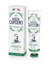 Pasta del Capitano 1905 Natural HERBS ERBE DENTIFRICIO dall'Italia