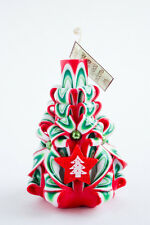"""Hand Carved Candles """"Star"""" Christmas Decorative Handmade For Easter"""
