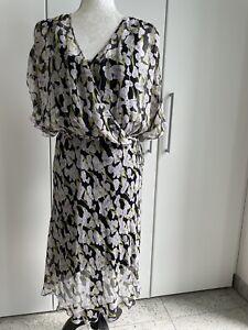 Diane von Fürstenberg Kleid Größe 8, entspricht 36/38 Seide