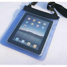 WATERPROOF CASE iPad 2 3 4 4th Air 1 2 Samsung Galaxy Tab 2 3 4 Pro 10.1 S 10.5""