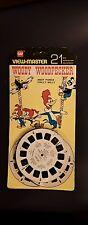 View Master 3 discos Woody Woodpecker en blíster