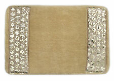 "Popular Bath Sinatra Champagne Collection - 21"" X 32"" Bathroom Rug"