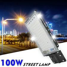 100W LED FloodLight Outdoor Garden Floodlight Spotlight Waterproof Street Lamp