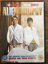 Ant and Dec ALIEN AUTOPSY ~ 2006 British Area 51 Abduction Sci-Fi Comedy UK DVD