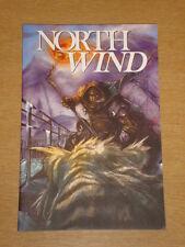 NORTH WIND GRAPHIC NOVEL NEW BOOM BOOKS DAVID DIGILIO  9781934506448