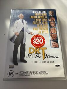 Dr T And The Women (DVD, 2005)