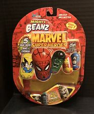 Mighty Beanz - Marvel Super Heroes - Series 1 - New - 2003