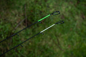 Korum 12' Barbel Quiver Rod *NEW* Fishing 4oz And 6oz Carbon