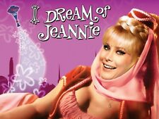 16mm Lot of 8 I DREAM OF JEANNIE-1/2 hour TV shows.
