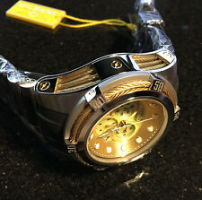 @NEW Invicta Reserve 52mm Bolt Zeus Swiss Chronograph Mother-of-Pearl Dial 0828