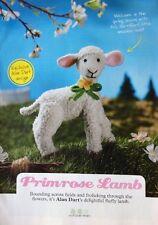Alan Dart Knitting Pattern For Primrose Lamb
