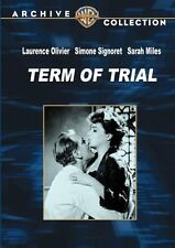 TERM OF TRIAL (1963 Laurence Olivier) Region Free DVD - Sealed