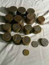 France lot de 140 pièces en francs français (pour 1200 FF), nombreuses années di