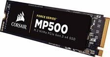 Egp198650 Corsair Mp500 SSD M.2 NVMe 240gb Interfaccia PCI Express 3.0