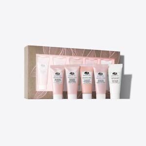 NIB Origins Original Skin Care Set: Glow On - 5 piece Travel Set $39