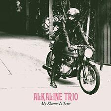 ALKALINE TRIO - MY SHAME IS TRUE  CD NEW+