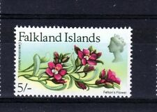 Flowers British Colonies & Territories Single Stamps