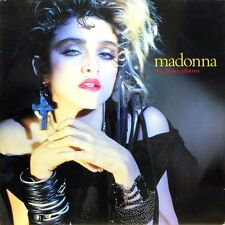 Madonna - The First Album - UK CD album 1983/1985