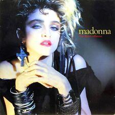 Madonna - The First Album - UK CD album 1983/1985