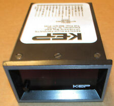 NEW NOS KEP 8000 Series Electronic Counter High Speed Input LED Display 80502PT3