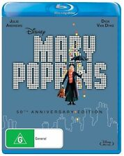 Mary Poppins (Blu-ray, 2013)