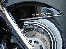 ROADQUEEN Fender emblems Harley Street Road Electra Glide