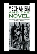 Mechanism and the Novel: Science in the Narrative Process-ExLibrary