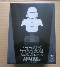 2016 Star Wars First Order SnowTrooper TFA Classic PGM Bust Limited of 300