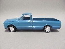 MPC 1972 Chevrolet Cheyenne Pickup Truck Promo - Medium Blue, Near Mint Cond.