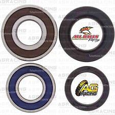 All Balls Rear Wheel Bearings & Seals Kit For Honda CR 250R 1989 89 Motocross