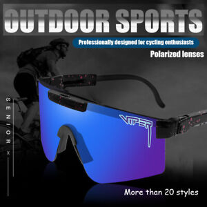 New Cycling Sunglasses Colorful viter AllPlated film Polarized Sunglasses UV400