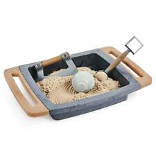 New Zen Box Set for Adults w/ 3 Tools for Relaxing Sensory Play by Kinetic Sand
