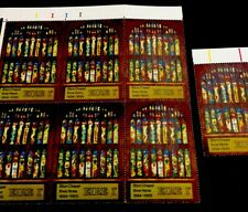 1969 Last Supper In Crucifixion Stamps From Ireland The Elton Chapel