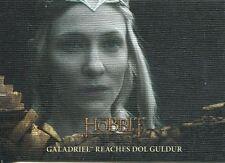 Hobbit Battle Of 5 Armies Canvas Base Card #24 Galadriel Reaches Dol Guldur