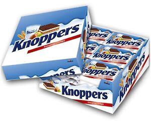 Knoppers - Haselnuss Schnitte - 24 Stück