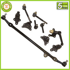10 PC Kit Toyota 2WD Pickup 89-94 Ball Joint Tie Rod Idler Arm Center Link