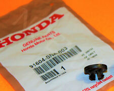GENUINE HONDA ACURA ACCORD CIVIC CR-V ILX RDX HOOD PROP ROD PIVOT BLACK GROMMET