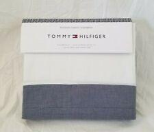 Tommy Hilfiger Modern Sands Chambay King Bedskirt Bed Skirt $152 NIP