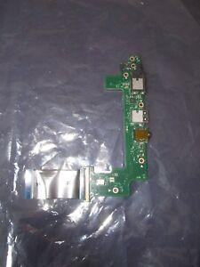 Asus eee PC X101CH  Power Button/USB/Audio IO Board 60-OA3PDT1000 33EJ9IB0000