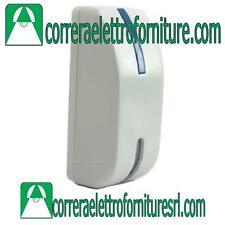 Sensore di movimento infrarossi esterno doppia tecnologia a tenda URMET 1033/016
