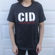 CID entertainment Crew Production VIP operations Workwear T-shirt medium Tee
