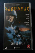 STARSHIP TROOPERS VIDEO A PAUL VERHOEVEN FILM